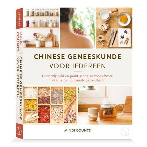 Chinese geneeskunde voor iedereen - Mindi K. Counts (ISBN: 9789492995766)