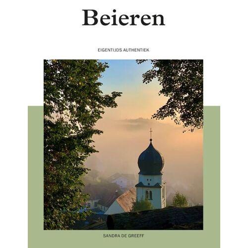 Beieren - Sandra de Greeff (ISBN: 9789493201231)