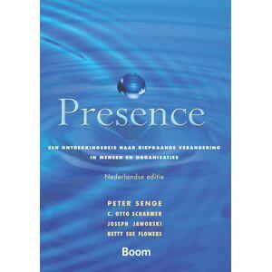Presence - Betty Sue Flowers (ISBN: 9789052617800)