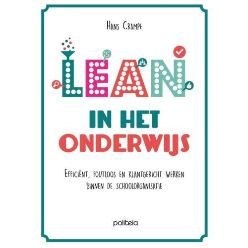 Lean in het onderwijs - Hans Crampe (ISBN: 9782509027344)