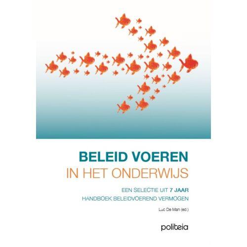 Beleid voeren in het onderwijs - Luc de Man (ISBN: 9782509029102)