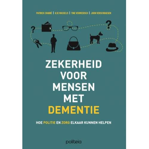 Zekerheid voor mensen met dementie - Ilse Masselis (ISBN: 9782509029119)