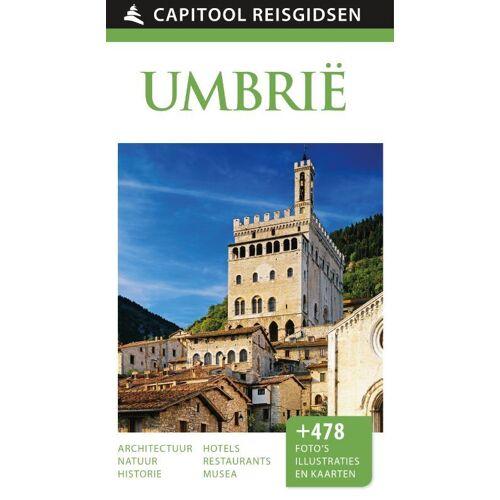 Capitool Reisgidsen: Umbrië - Glovanni Francesio (ISBN: 9789000342280)