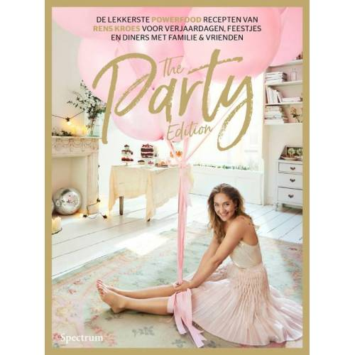 Powerfood - The Party Edition - Rens Kroes (ISBN: 9789000355747)