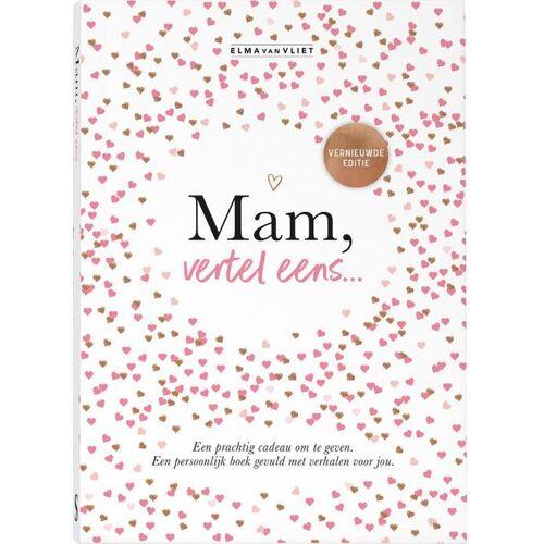 Mam, vertel eens - Elma van Vliet (ISBN: 9789000372461)