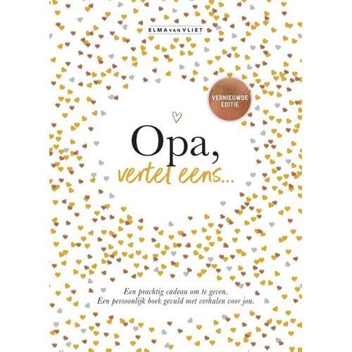 Opa, vertel eens - Elma van Vliet (ISBN: 9789000374236)