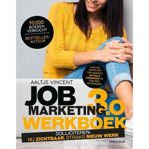 Jobmarketing 3.0: - Aaltje Vincent (ISBN: 9789000375332)