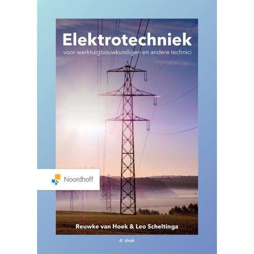 Elektrotechniek - Leo Scheltinga (ISBN: 9789001575267)