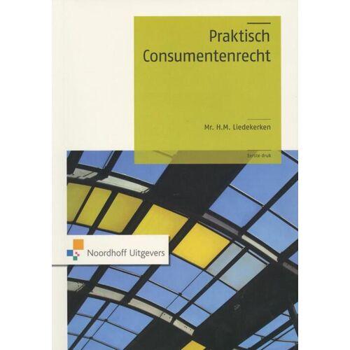 Praktisch Consumentenrecht - H.M. Liedekerken (ISBN: 9789001805043)