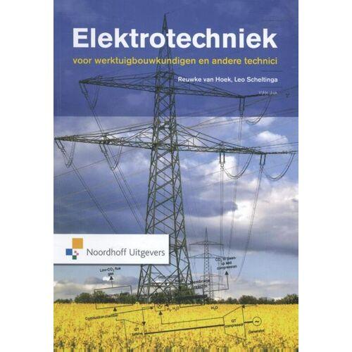 Elektrotechniek - Leo Scheltinga, Reuwke van Hoek (ISBN: 9789001836764)