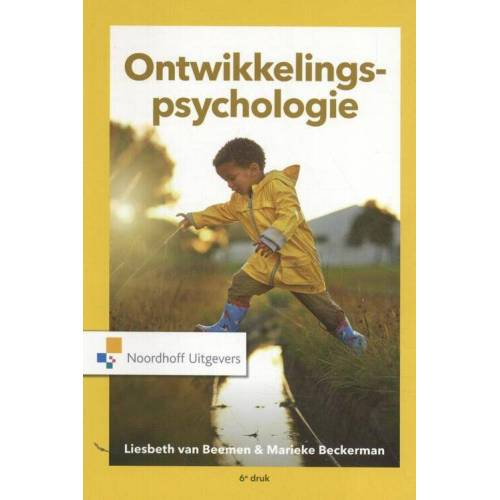 Ontwikkelingspsychologie - Liesbeth van Beemen, Marieke Beckerman (ISBN: 9789001866709)