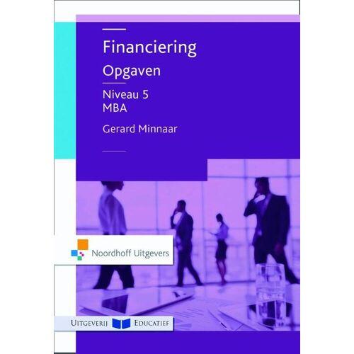 Financiering - Gerard Minnaar (ISBN: 9789001868475)
