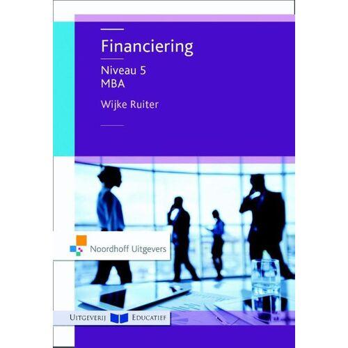 Financiering niveau - Wijke Ruiter (ISBN: 9789001868499)