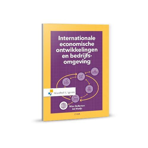 Internationale economische ontwikkelingen en bedrijfsomgeving - A.J. Marijs, W. Hulleman (ISBN: 9789001875992)