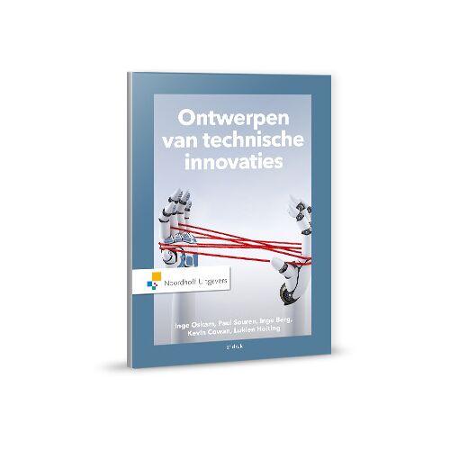 Ontwerpen van technische innovaties - Inge Berg (ISBN: 9789001880590)