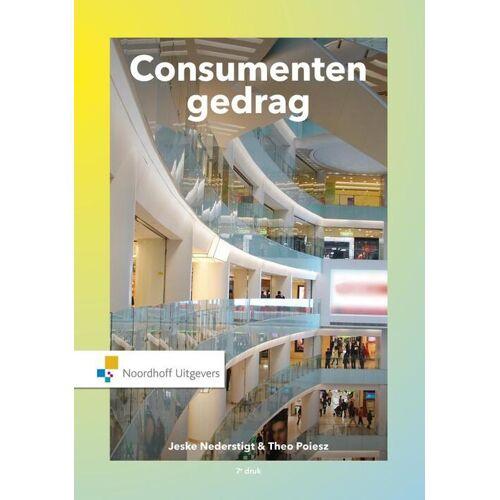 Consumentengedrag - Jeske Nederstigt, Theo Poiesz (ISBN: 9789001886844)