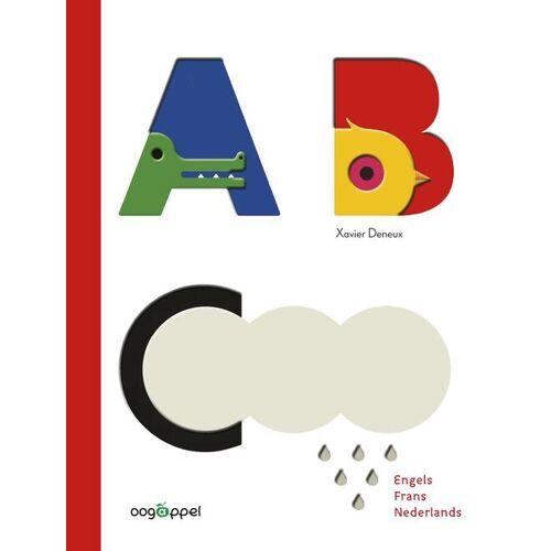 ABC Engels Frans Nederlands - Xavier Deneux (ISBN: 9789002261473)