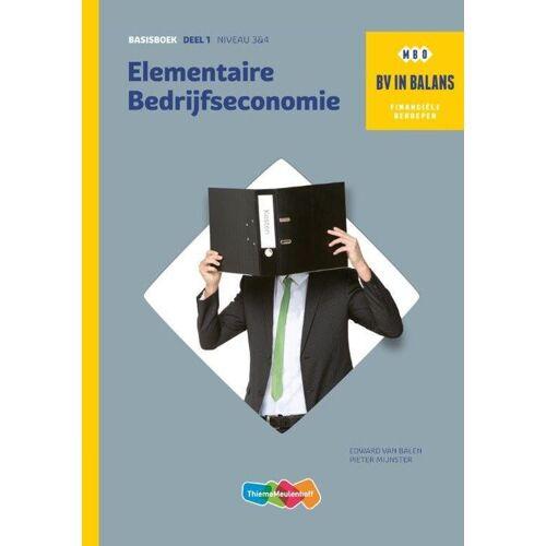 Elementaire bedrijfseconomie - Edward van Balen (ISBN: 9789006631579)