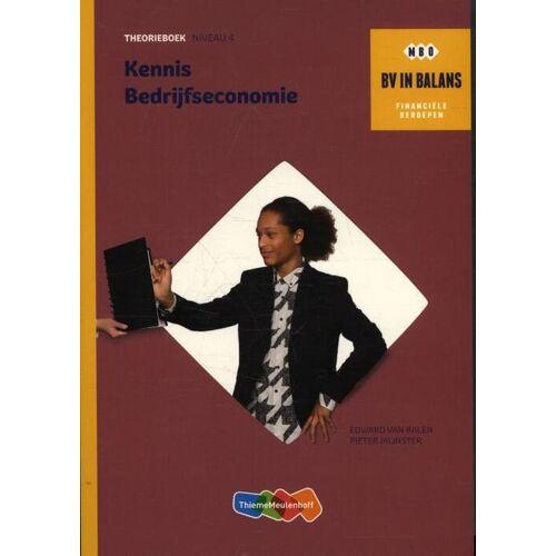 Kennis bedrijfseconomie - Edward van Balen, Pieter Mijnster (ISBN: 9789006640946)