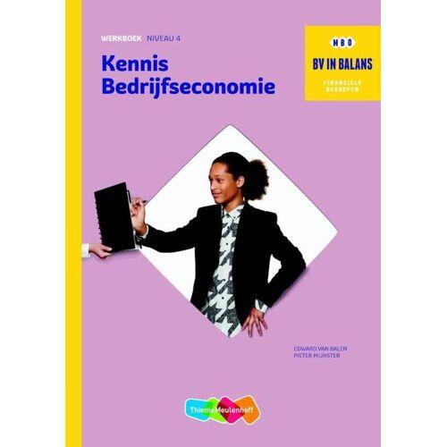 Kennis bedrijfseconomie - Edward van Balen (ISBN: 9789006640984)