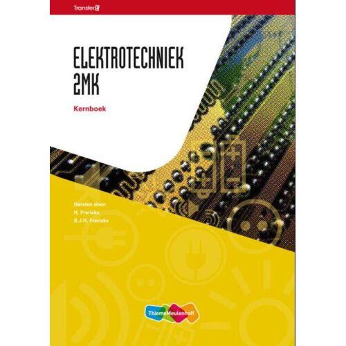 Elektrotechniek - H. Frericks, S.J.H. Frericks (ISBN: 9789006901580)