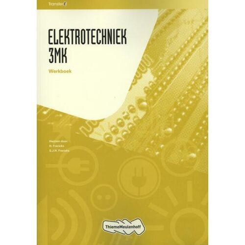Tr@nsfer-e Elektrotechniek 3MK Leerwerkboek - H. Frericks, S.J.H. Frericks (ISBN: 9789006901610)