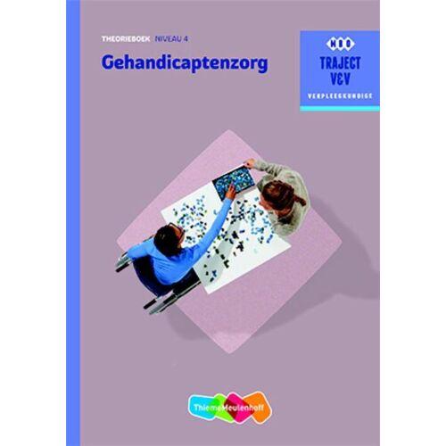 Gehandicaptenzorg - A.C. Verhoef, R.F.A. Schrijver, S.M.T. Vogel (ISBN: 9789006910452)