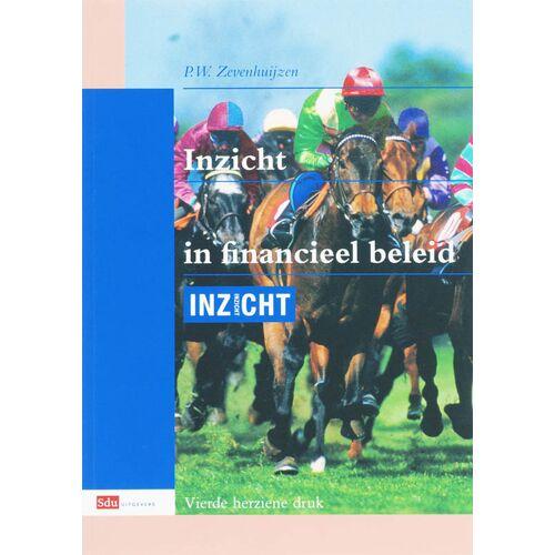 Inzicht in financieel beleid - P.W. Zevenhuijzen (ISBN: 9789012119771)