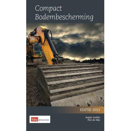 Compact bodembescherming - J. Lackin, M.J.H. Langenhuijsen, P. de Nijs (ISBN: 9789012391931)