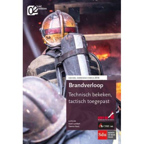 Brandverloop - Karel Lambert, Siemco Baaij (ISBN: 9789012402675)