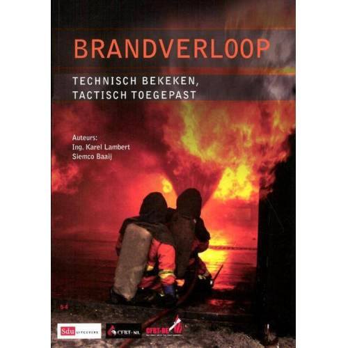 Brandverloop - Karel Lambert, Siemco Baaij (ISBN: 9789012574174)