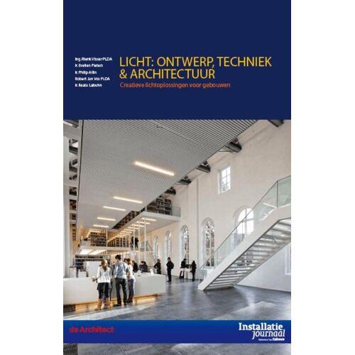 Licht: Ontwerp, techniek en architectuur - Beata Labuhn (ISBN: 9789012582124)