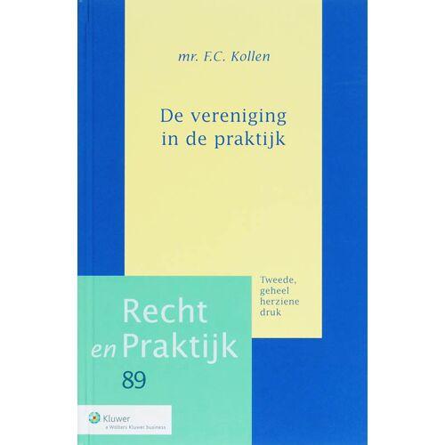 De vereniging in de praktijk - F.C. Kollen (ISBN: 9789013003123)