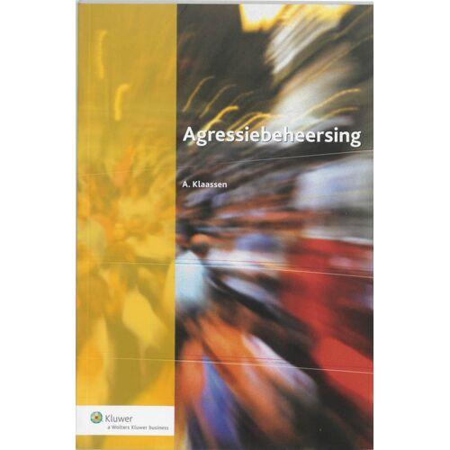 Agressiebeheersing - A. Klaassen (ISBN: 9789013007107)
