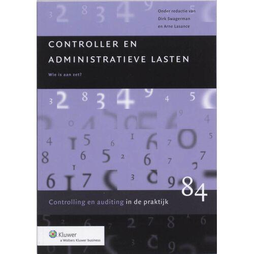 Controller en administratieve lasten - (ISBN: 9789013058017)