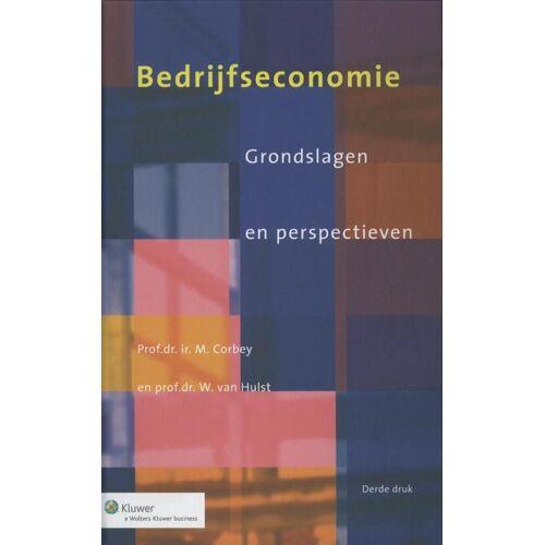 Bedrijfseconomie - M. Corbey, W. van Hulst (ISBN: 9789013080766)
