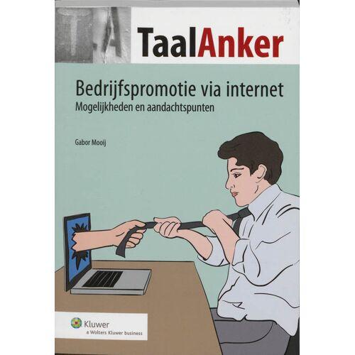 Bedrijfspromotie via internet - Gabor Mooij (ISBN: 9789013086973)