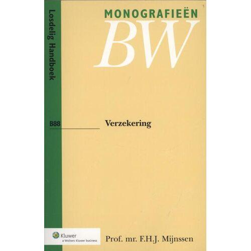 Verzekering - F.H.J. Mijnssen (ISBN: 9789013089714)