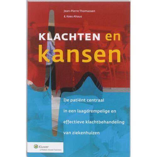 Klachten en kansen - Jean-Pierre Thomassen, Kees Ahaus (ISBN: 9789013091595)