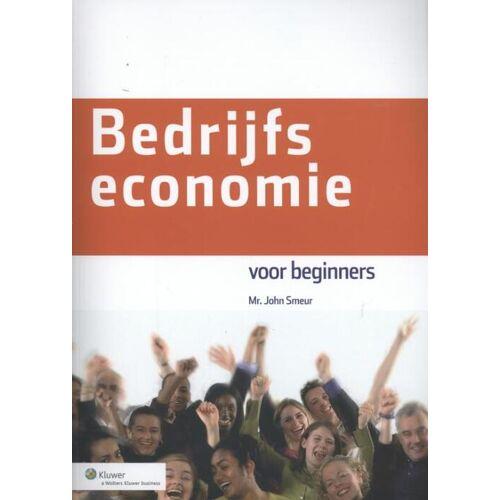 Bedrijfseconomie voor beginners - John Smeur (ISBN: 9789013096804)