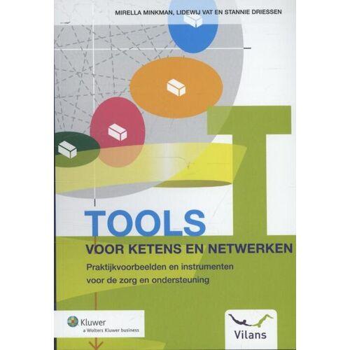 Tools voor ketens en netwerken - Lidewij Vat, Mirella Minkman, Stannie Driessen (ISBN: 9789013103700)