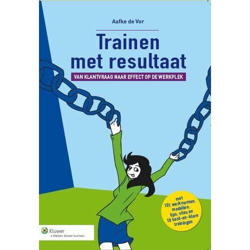 Trainen met resultaat - Aafke de Vor (ISBN: 9789013107326)