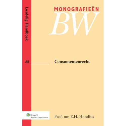 Consumentenrecht - E.H. Hondius (ISBN: 9789013116298)