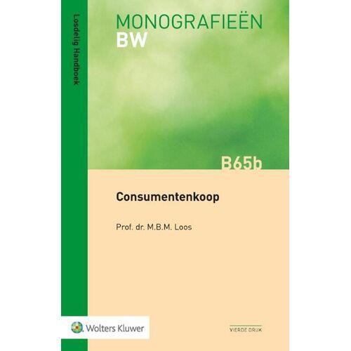 Consumentenkoop - M.B.M. Loos (ISBN: 9789013144796)