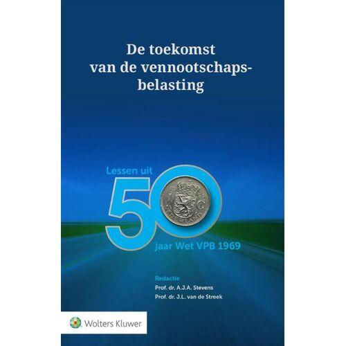 De toekomst van de vennootschapsbelasting - A.J.A. Stevens, J.I. van de Streek (ISBN: 9789013153415)