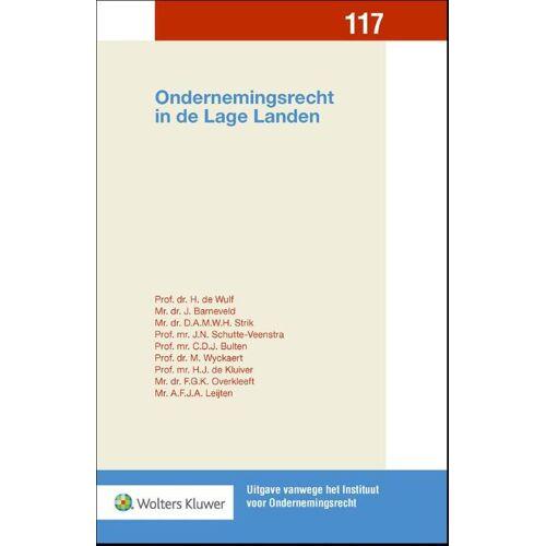 Ondernemingsrecht in de Lage Landen - H. de Wulf (ISBN: 9789013155389)