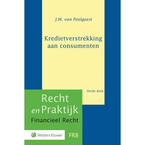 Kredietverstrekking aan consumenten - J.M. van Poelgeest (ISBN: 9789013156669)