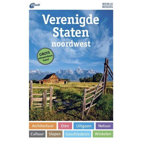 ANWB Wereldreisgids - Verenigde Staten Noordwest - Susanne Satzer (ISBN: 9789018044626)