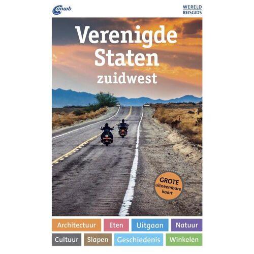 ANWB Wereldreisgids - Verenigde Staten Zuidwest - Manfred Braunger (ISBN: 9789018044640)
