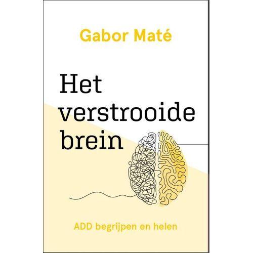Het verstrooide brein - Gabor Maté (ISBN: 9789020218404)